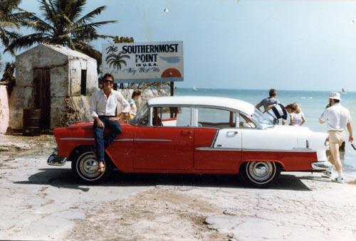 Spencer in Key West