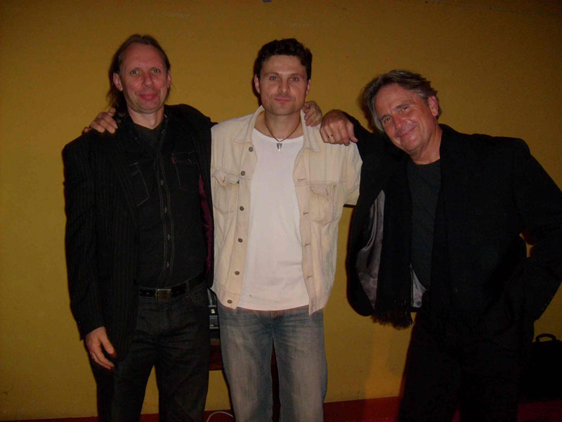 SB and Heart Devils. Germany. November, 2008.