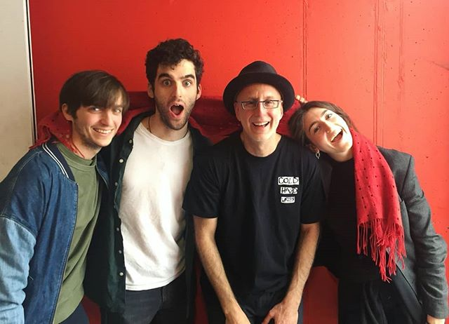 Great to see @bailentheband while they were passing through for their UK tour! Bailen have played more than 70 Sofar's and just sold out their first European show at St. Pancras Old Church! Rock on! 🤘🏻