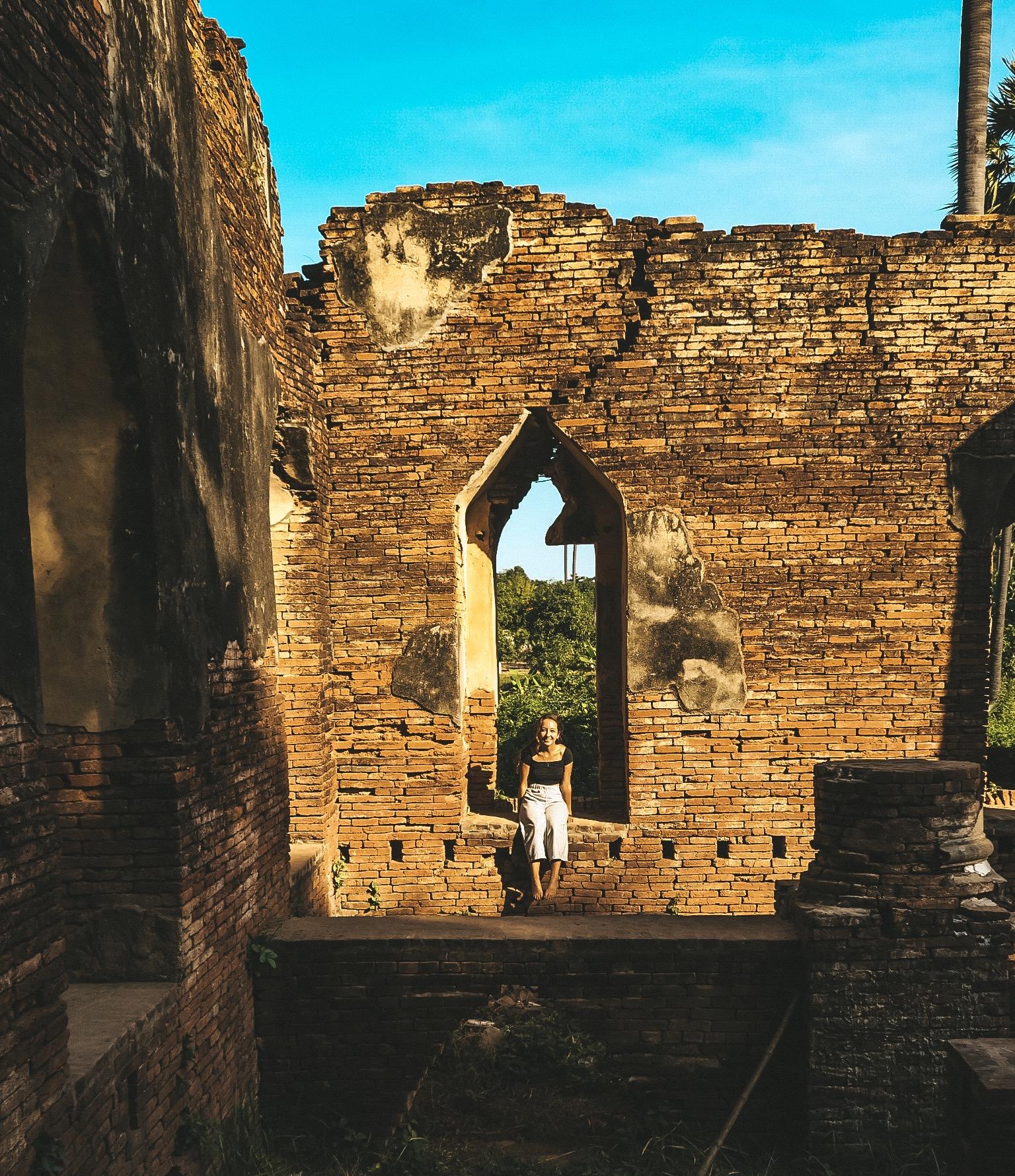 Me Nu Oak Kyaung Monastery