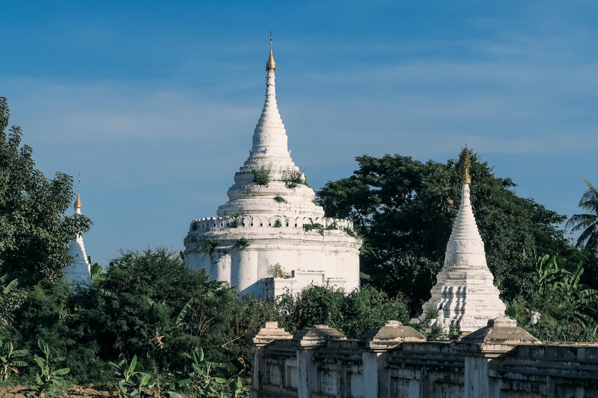 White Pagoda with no name