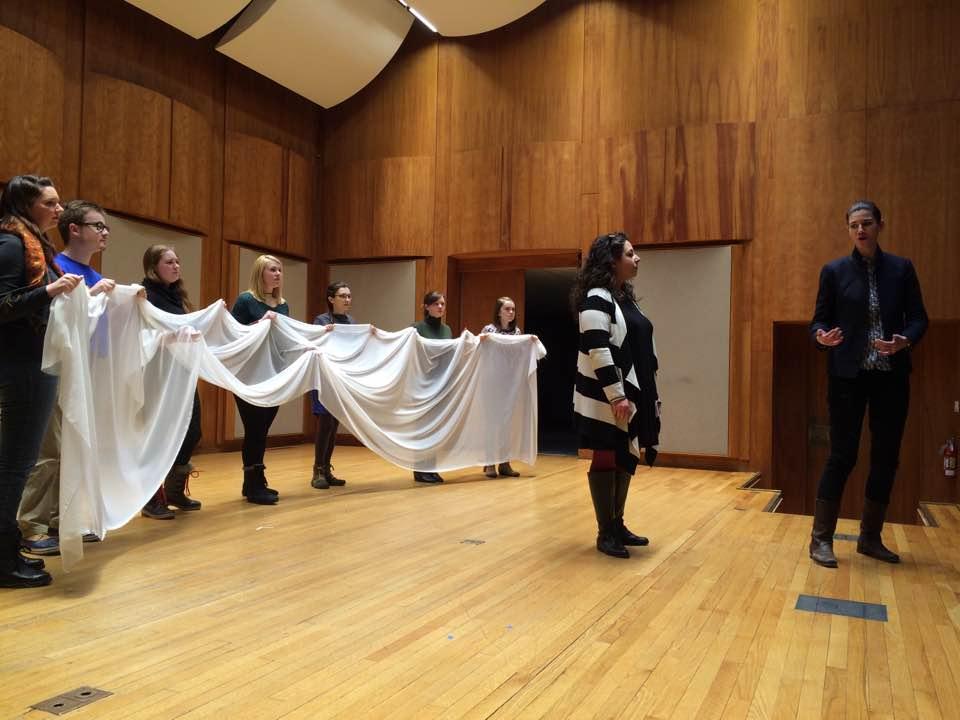 Juditha Triumphans, Chorus