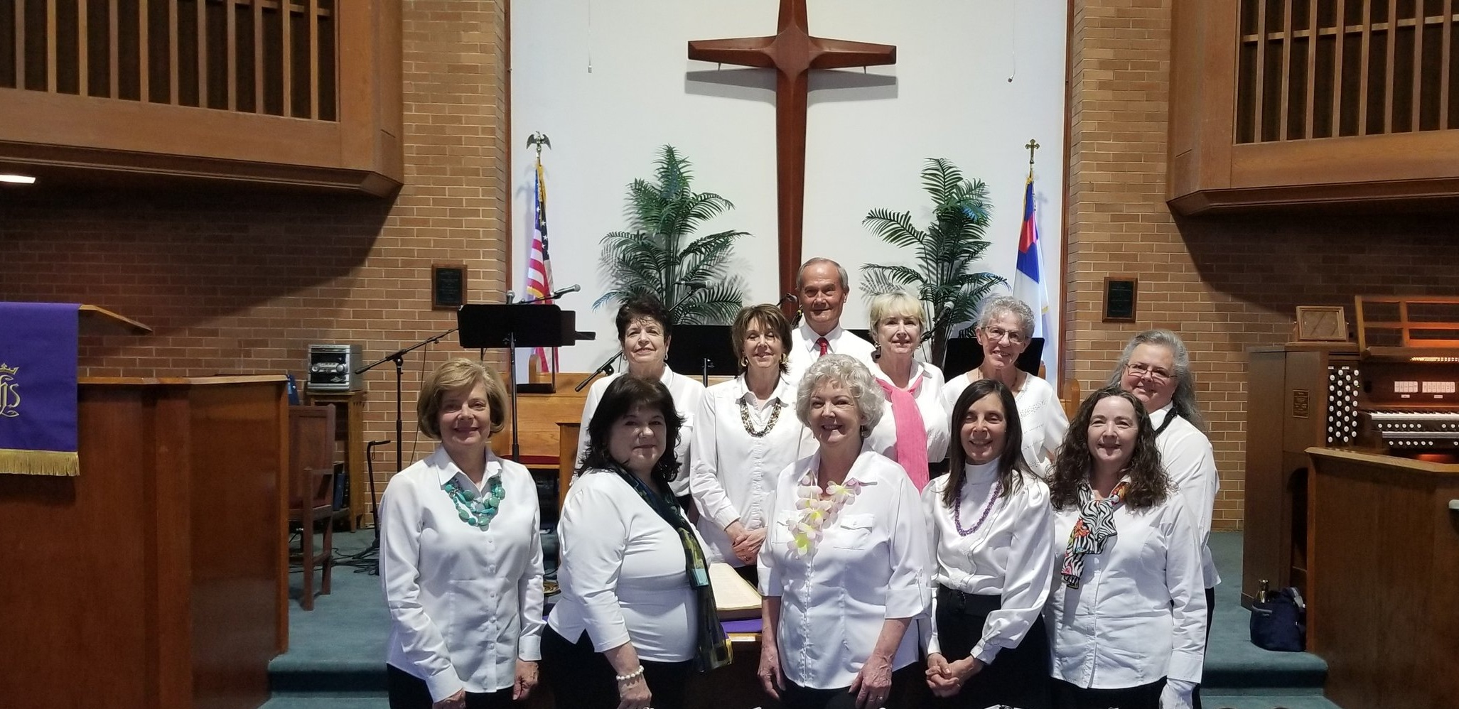 The Congaree Heavenly Ringers of Congaree Presbyterian Church