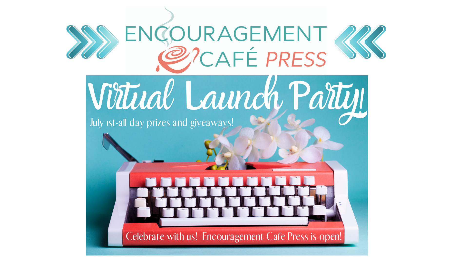 EC Press Mission Statement: Encouragement Café Press publishes pick-me-ups for the soul, fuel for a weary heart, and stories that share the morals, values and character of the Christian faith, through the Gospel of Jesus Christ.