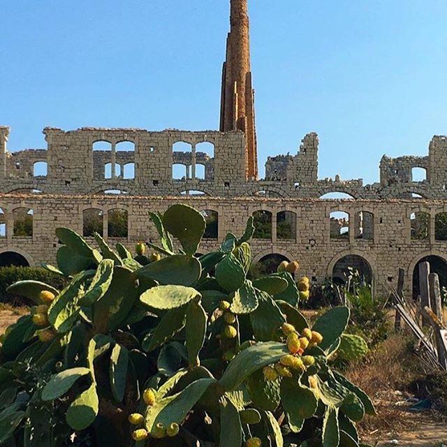 Fornace Penna, monumento di archeologia industriale. . . . #sicilia #summer