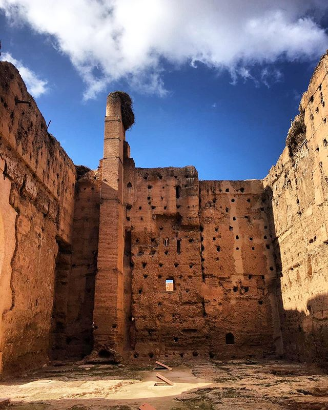 Memories of my trip at Marrakech. Waiting for new exciting adventure. . . . #marrakech #travel #discoveringnewplaces #architecture #specialplaces
