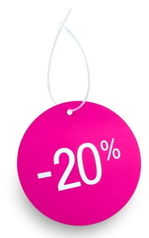 20% off waxing services