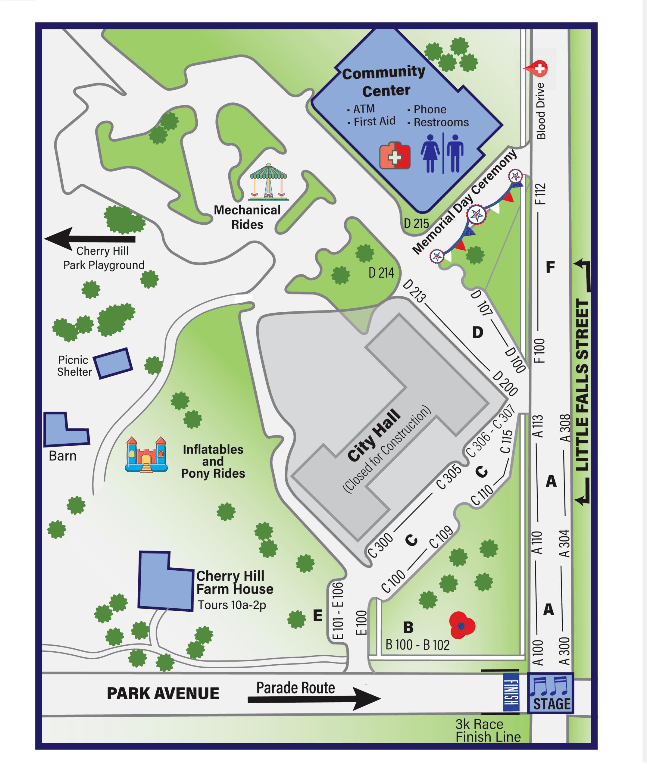 Falls Church Memorial Day Festival and Parade