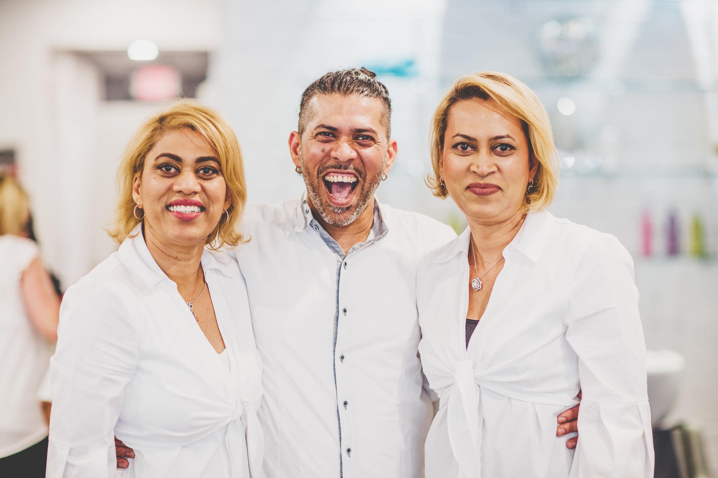 Kess-Hair-& Skincare-Team-2019-Wishes