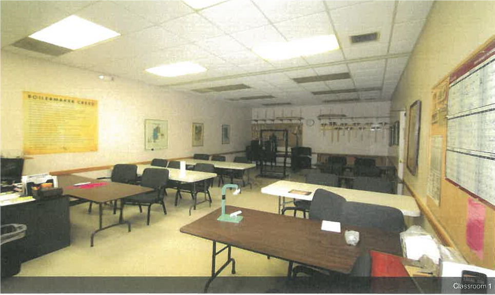 Dual Use Office/Classroom Training 3245 Sq Ft