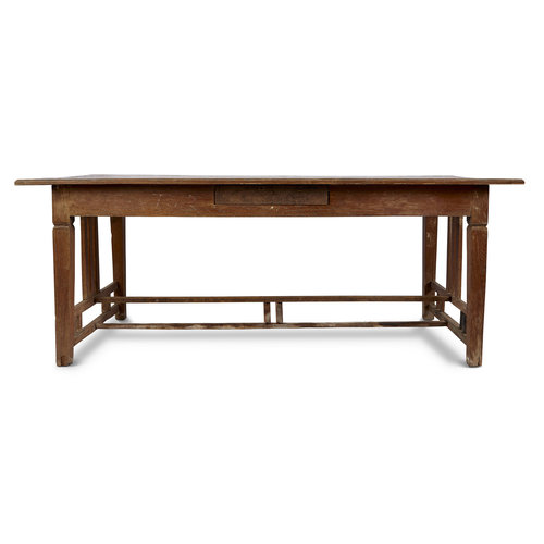 Vintage Mission Dining Table