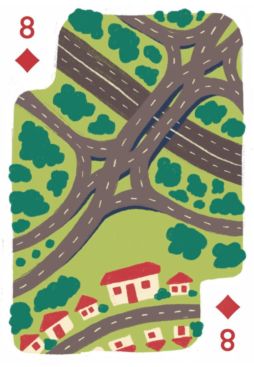 Draft of my card design