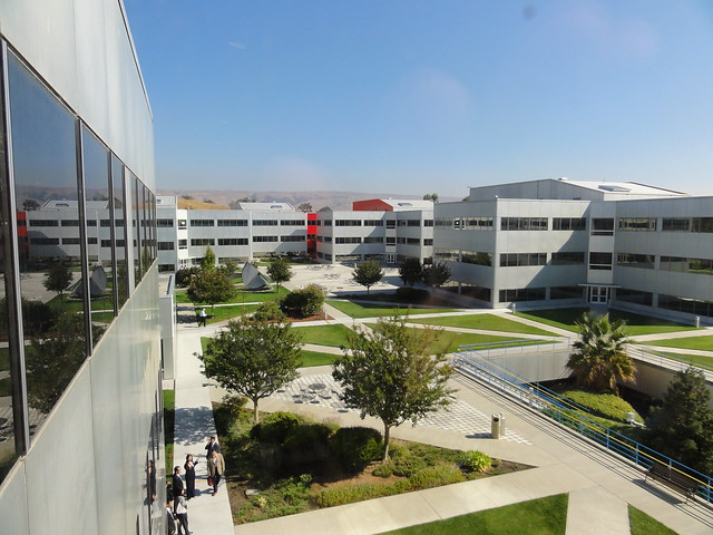 The campus at IBM Silicon Valley Lab, via  Jung