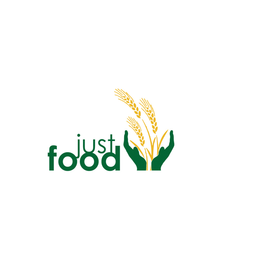 - (Lawrence, KS) Just Food is the food bank in Douglas County, supplying more than 40 partner agencies.Just Food and its partners play a key role in fighting hunger in the community by increasing the availability of a variety of foods and helping to reduce waste and discarded food.