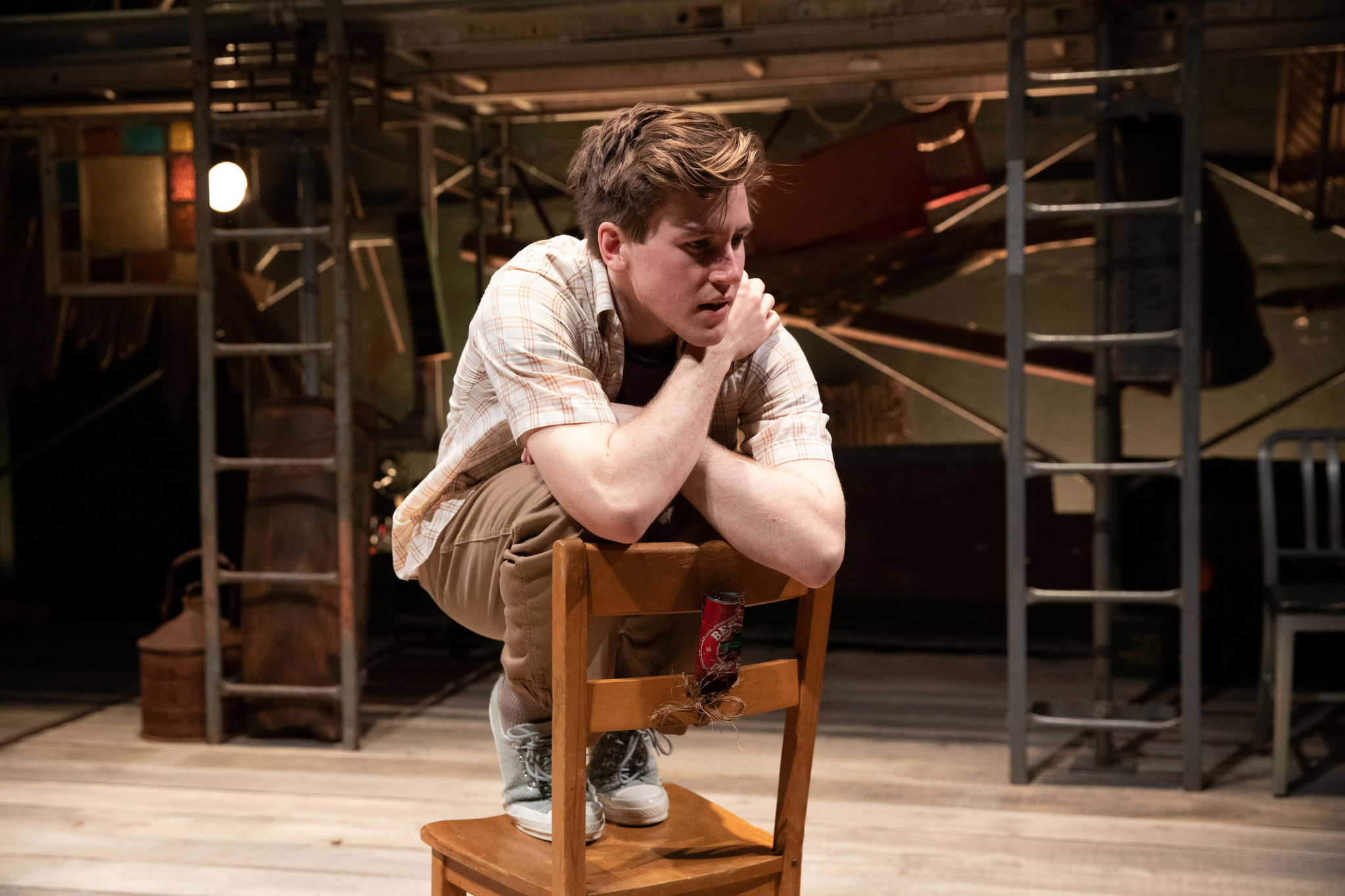 BIRDY. Commonwealth Shakespeare Company. 2019.