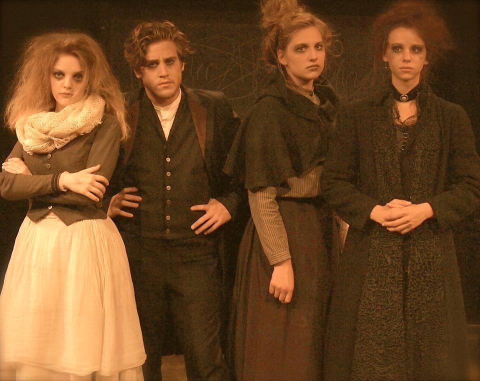THE WASTE LAND SISTERS. Summerhall, Edinburgh Fringe. 2014.