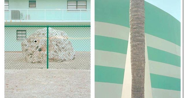 Key Largo / Bal Harbor #4x5film by Momentum artist Ian Patrick O Connor @ianpatrickoconnor #miami #triopicalurban #pastel #beach