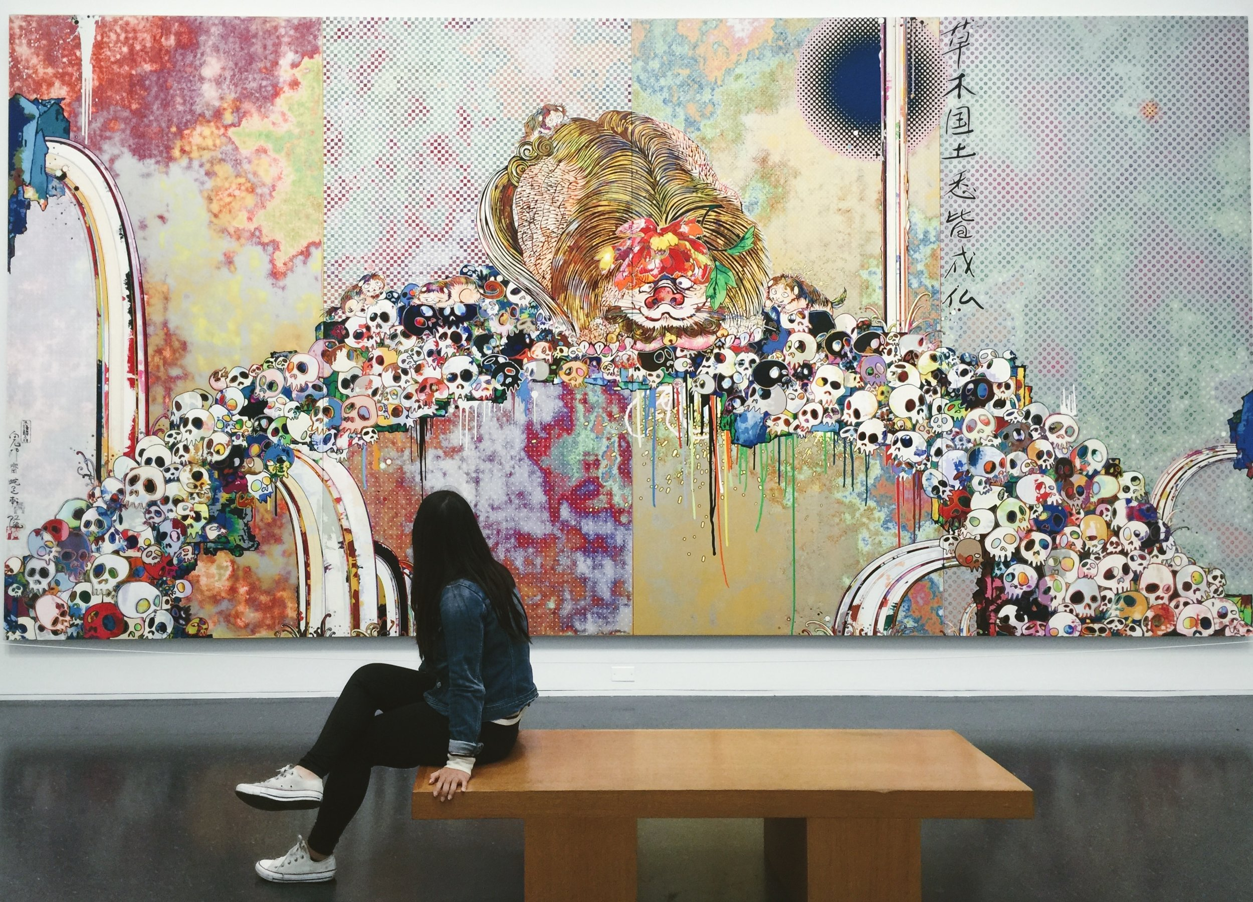 Photo courtesy of Soffiah Decena   The Museum of Contemporary Art in downtown Chicago offers free admission every Tuesday.