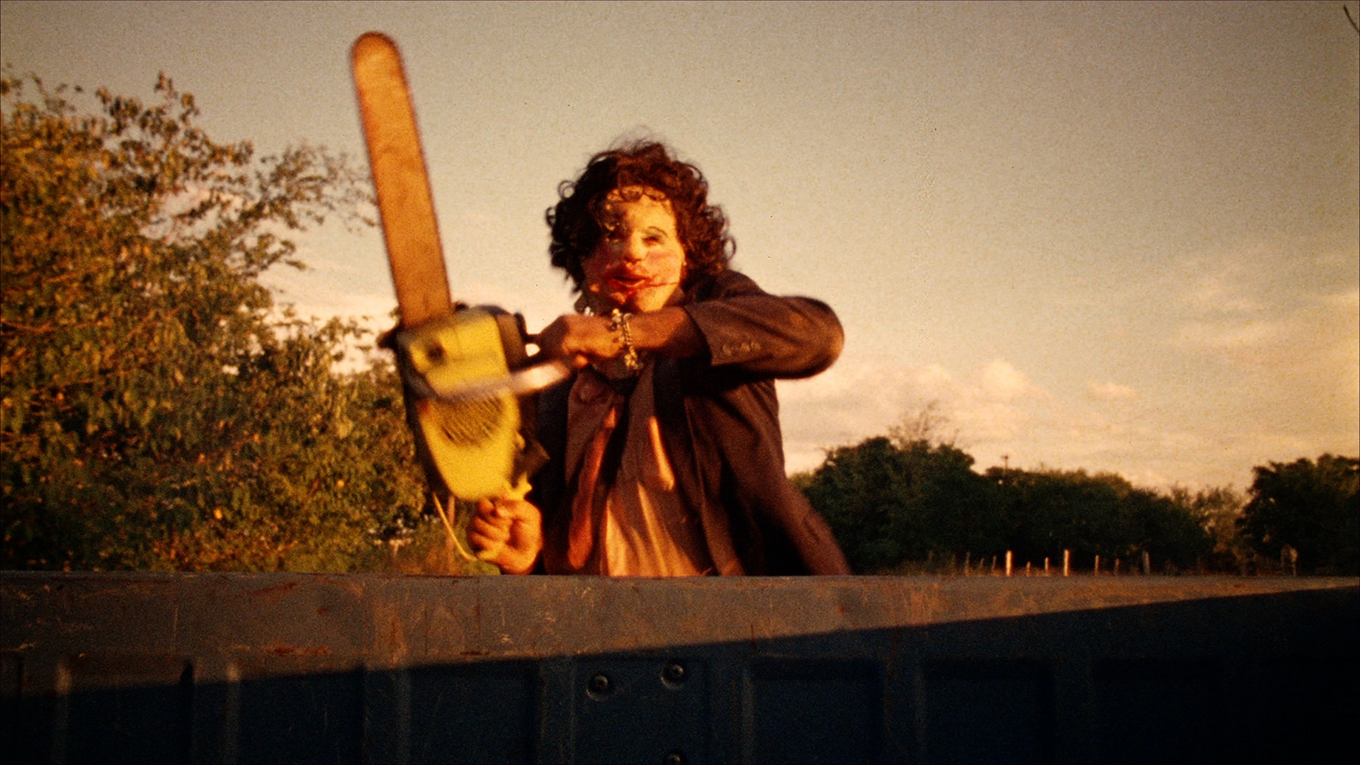 Andy's Top pick- Texas Chainsaw Massacre.  Internet Photo