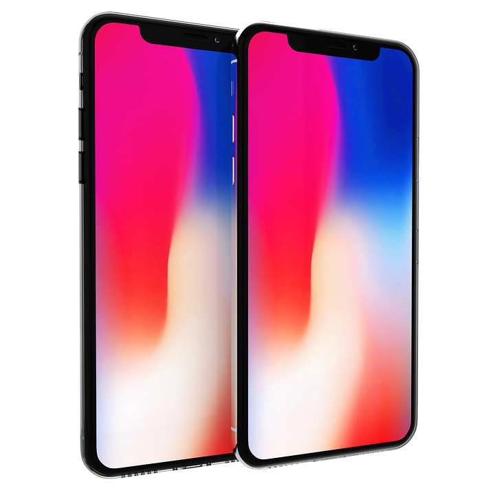 Internet photo   The iPhone X was released on Sept. 22nd.