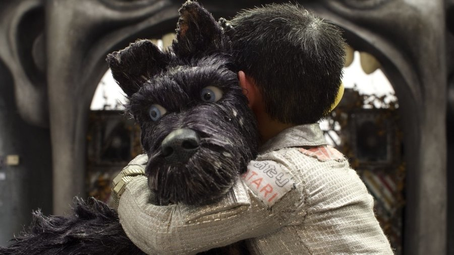 Internet Photo Young protagonist Atari (voiced by Koyu Rankin) finds himself on an island where all dogs have been banished to in 'Isle of Dogs.'