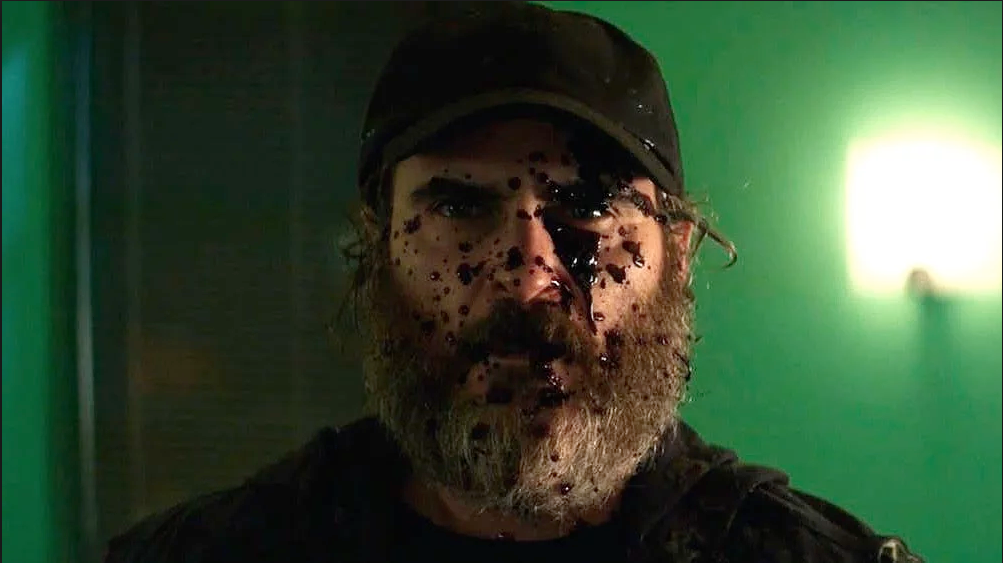 Internet Photo   Joaquin Pheonix turns in a career defining performance as the main character in the psychological thriller 'You Were Never Really Here.'