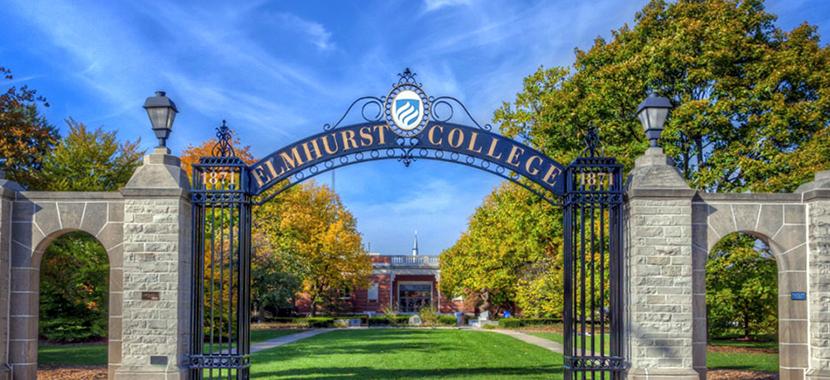 Photo by Elmhurst College