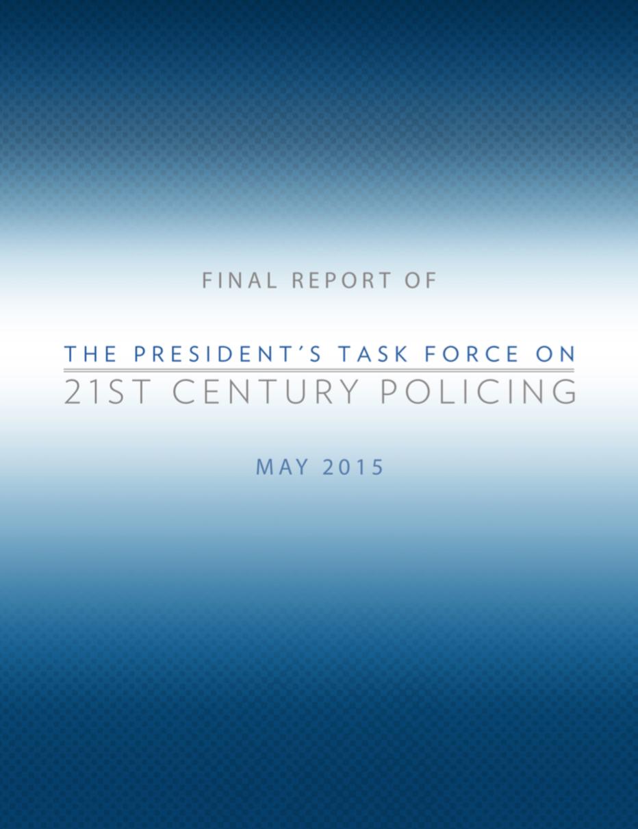 21st Century Polcing Report