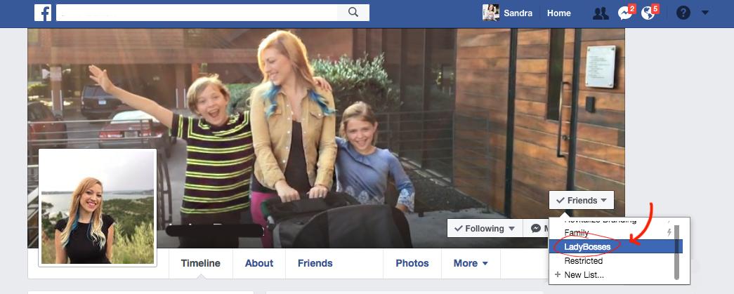 getting visible on Facebook - Revitalize Branding