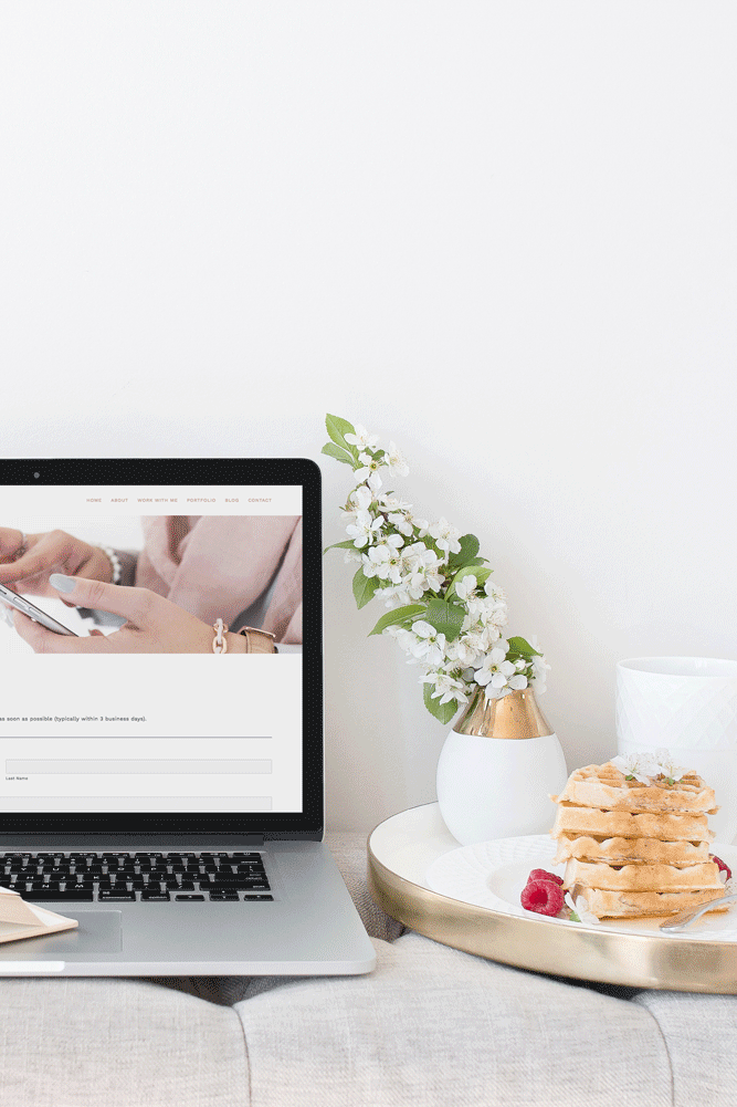 how to get organic traffic to your Squarespace website