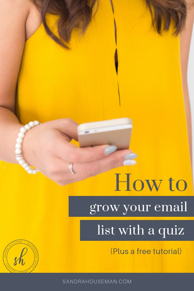 How to use Interact Quiz Builder to grow your email list