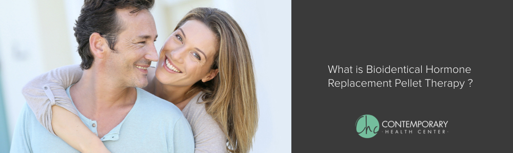 What is Bioidentical Hormone Replacement Pellet Therapy ?