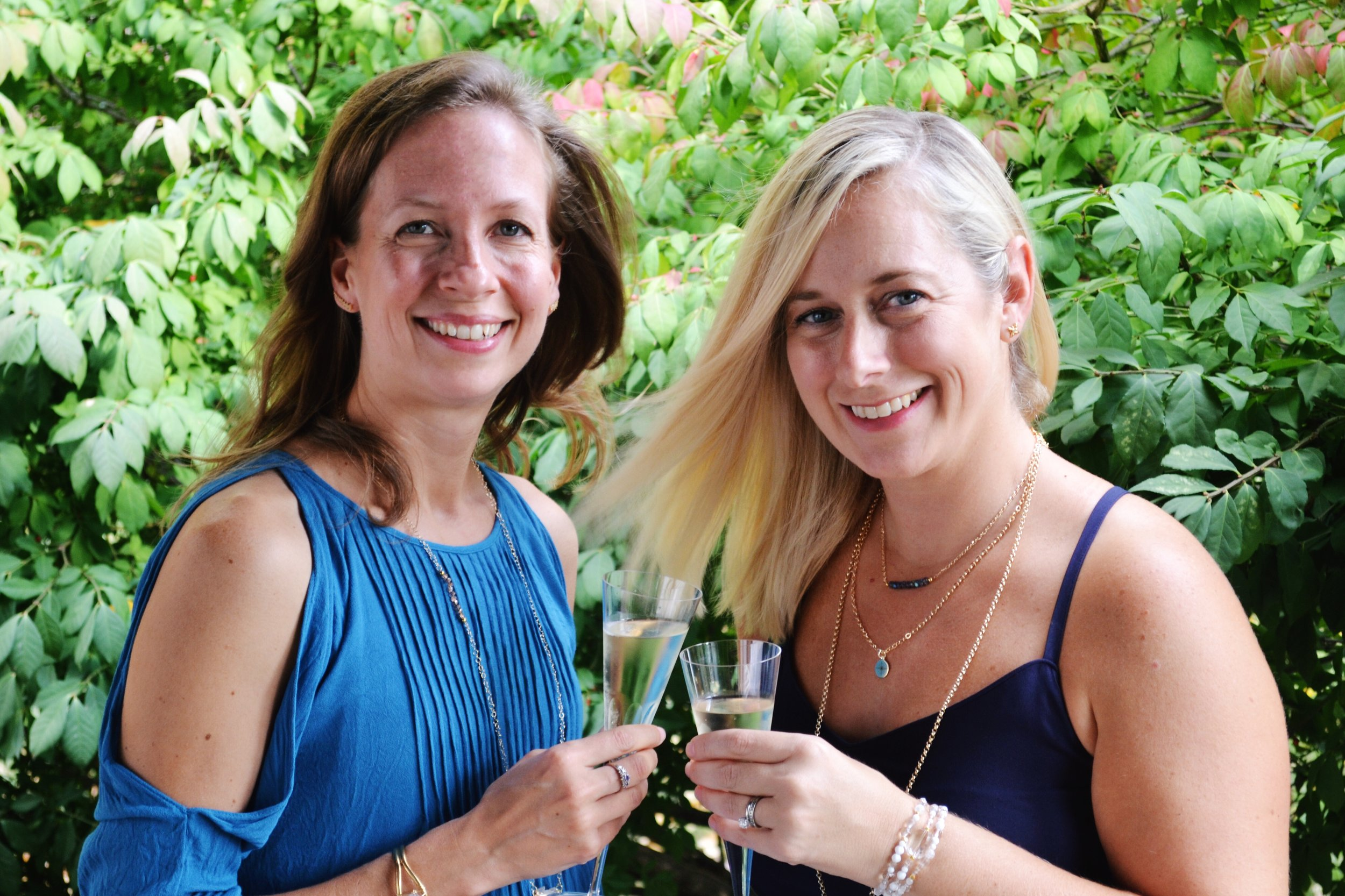 Champagne on a Wednesday- handmade gemstone jewelry to inspire and empower