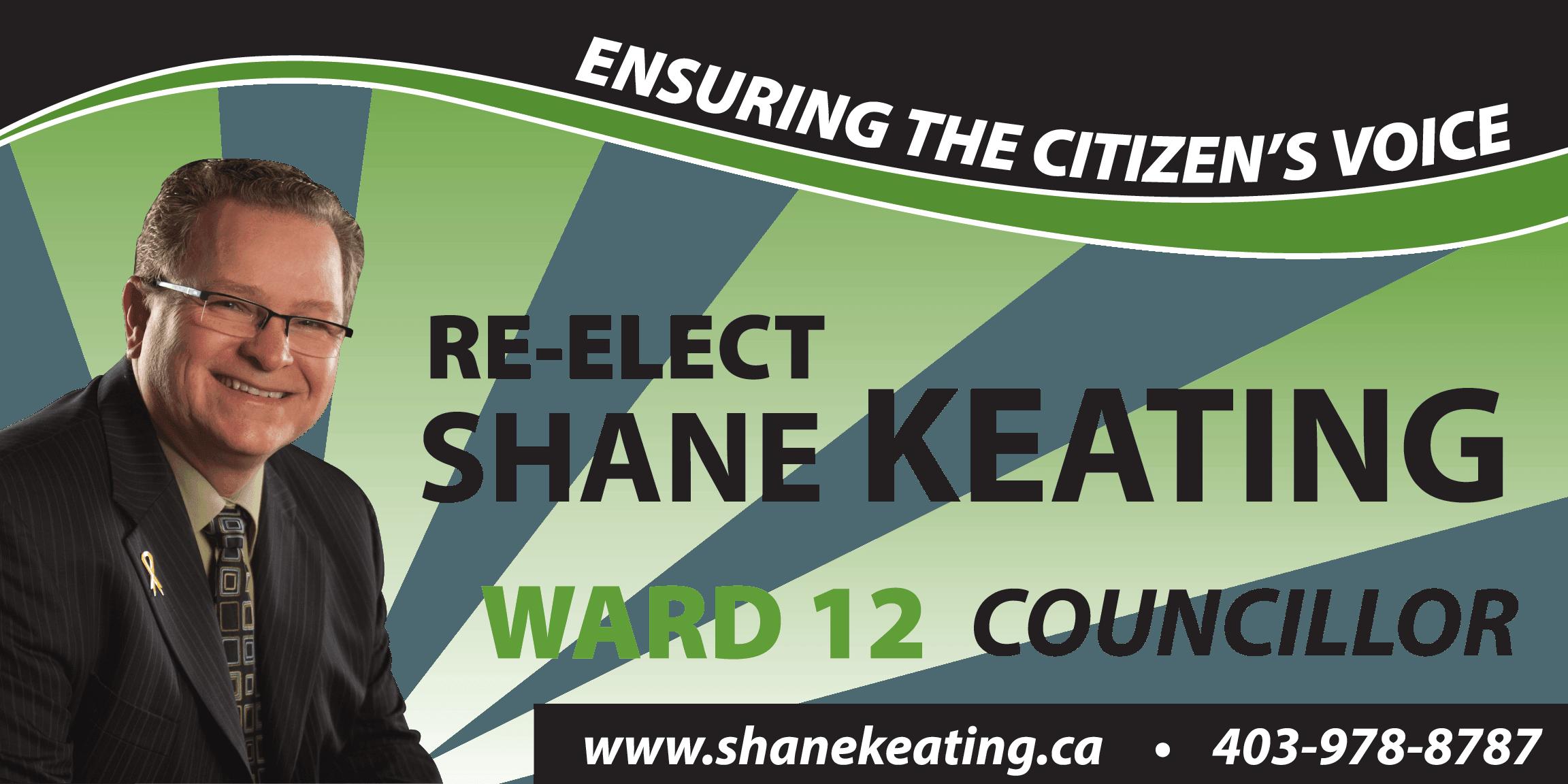 Shane Keating