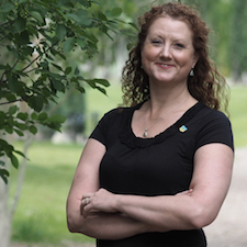 Beth Barberree -Alberta Party - FacebookTwitterWebsiteEmail