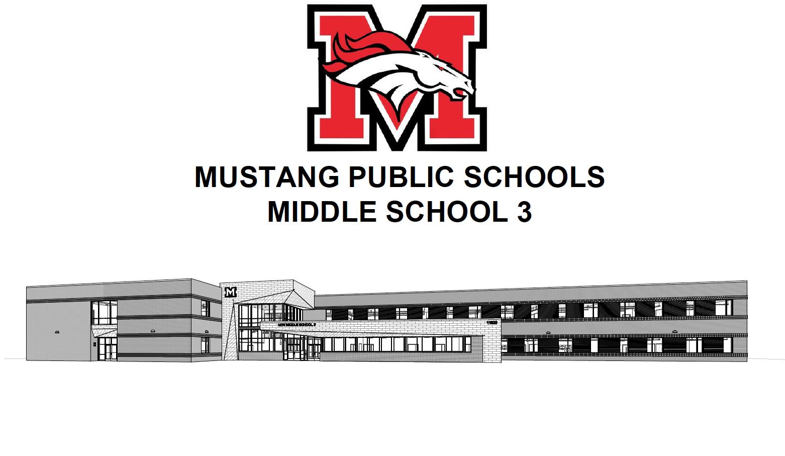 Mustang Public Schools Middle School Mustang, Oklahoma