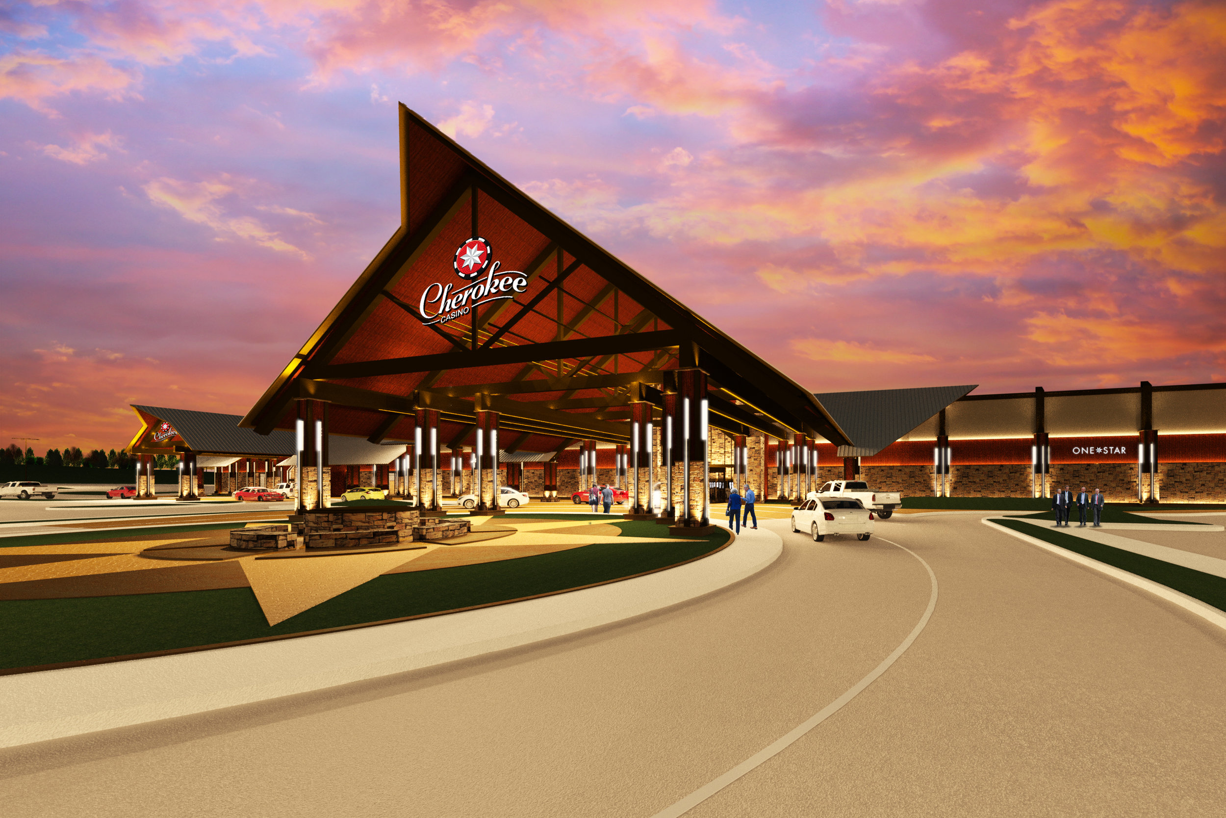 Tahlequah Cherokee Casino Tahlequah, Oklahoma