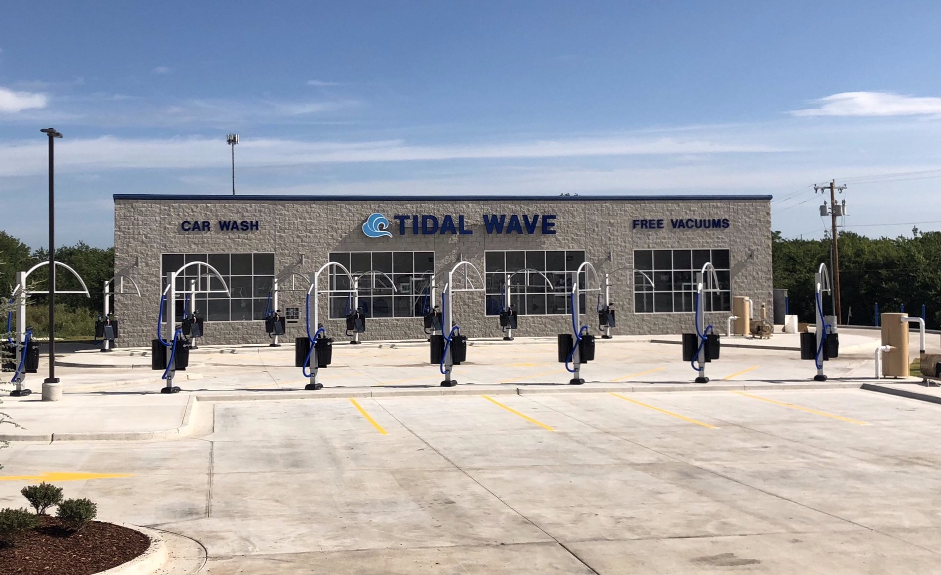 Tidal Wave Car Wash Muskogee, Oklahoma