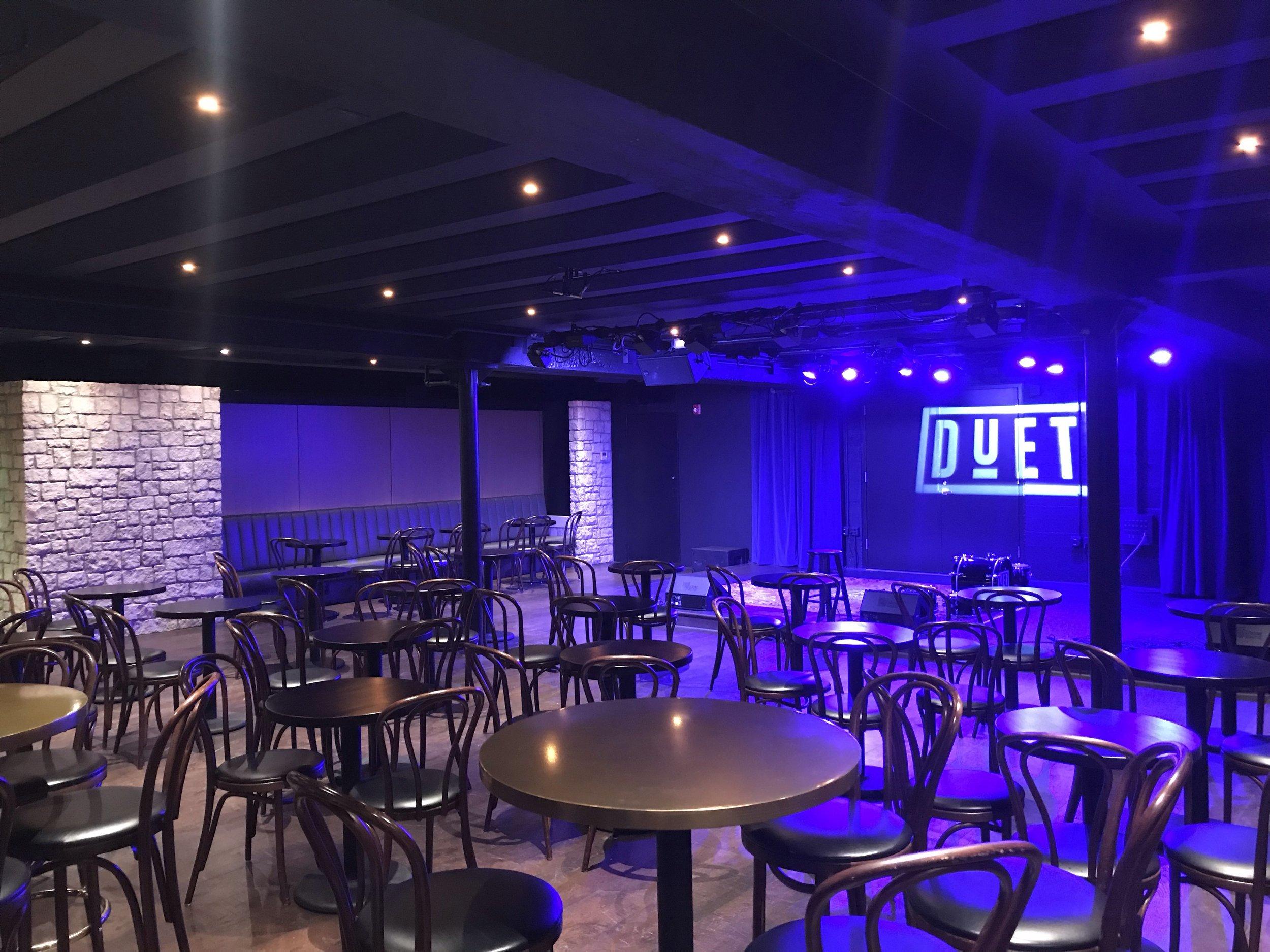 DUET Jazz Club - Archer Building Renovation Tulsa, Oklahoma