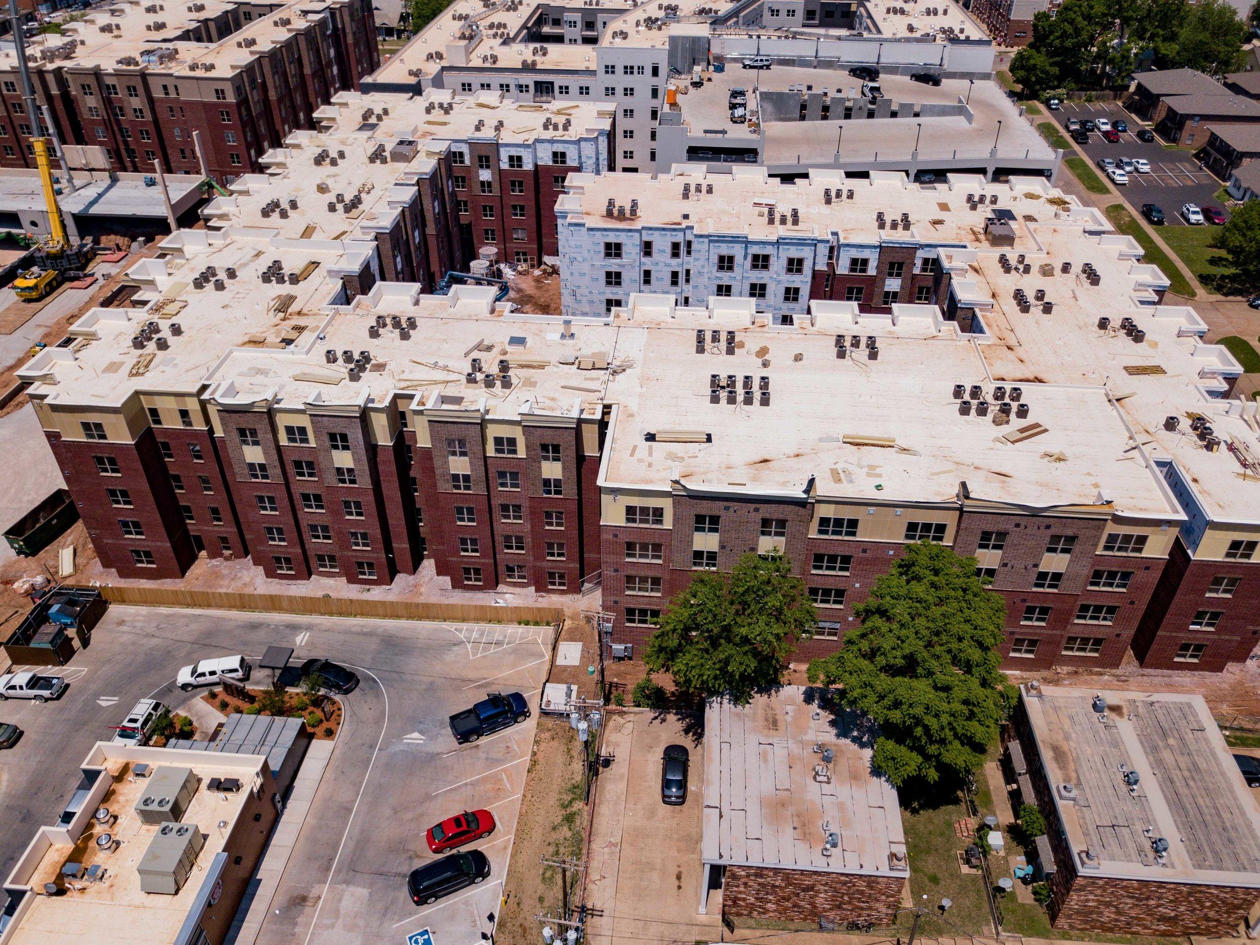 4th & Ramsey Student Housing Stillwater, Oklahoma