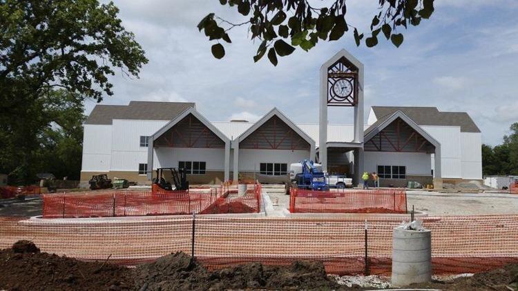Westwood Elementary - Stillwater Public Schools Stillwater, Oklahoma