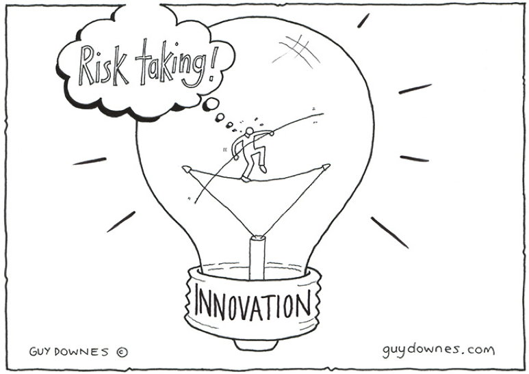 Innovation & Risk: An Uncomfortable Balance - An emerging conundrum for many sectors is: how to manage risks in an accelerated world that demands rapid innovation?