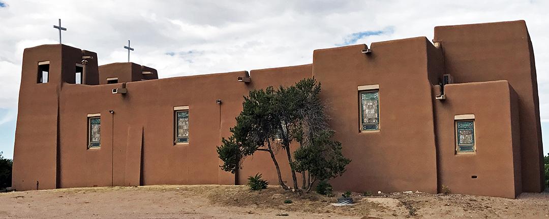 Scared Heart Church – Nambe, NM