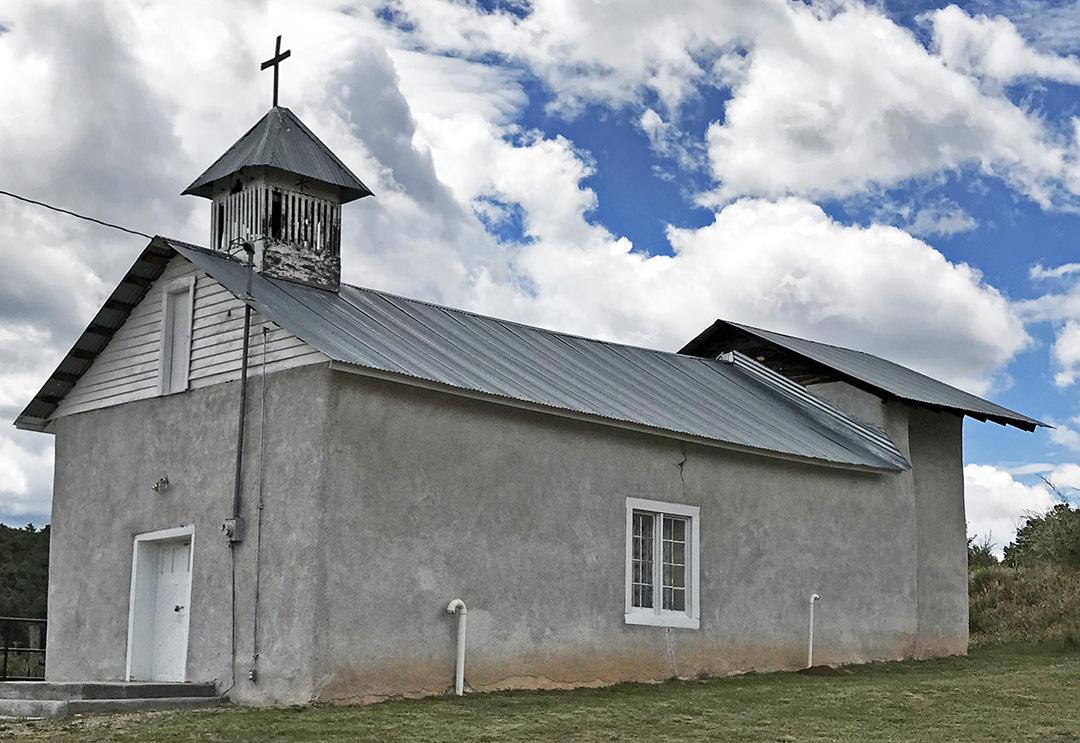 Ojo Sarco Church – Ojo Sarco, MM