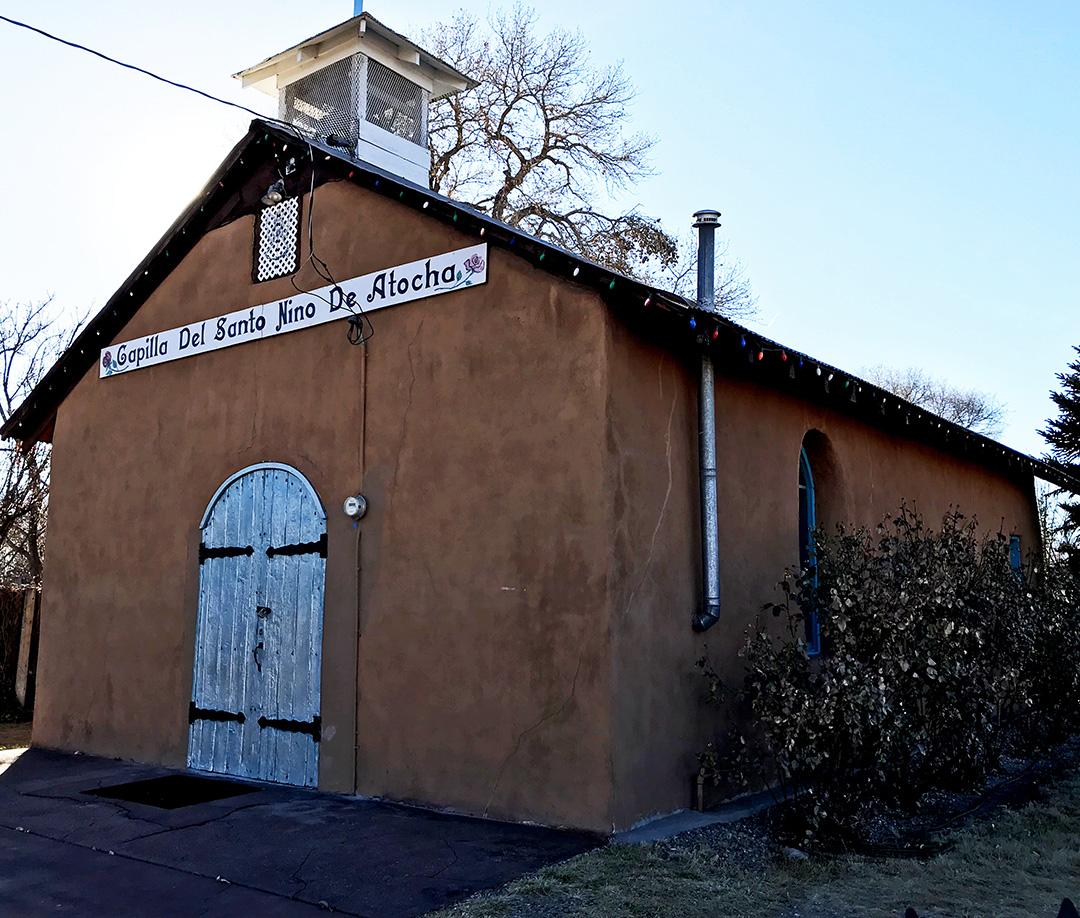 Capilla Del Santo Niño De Atocha, Española, NM