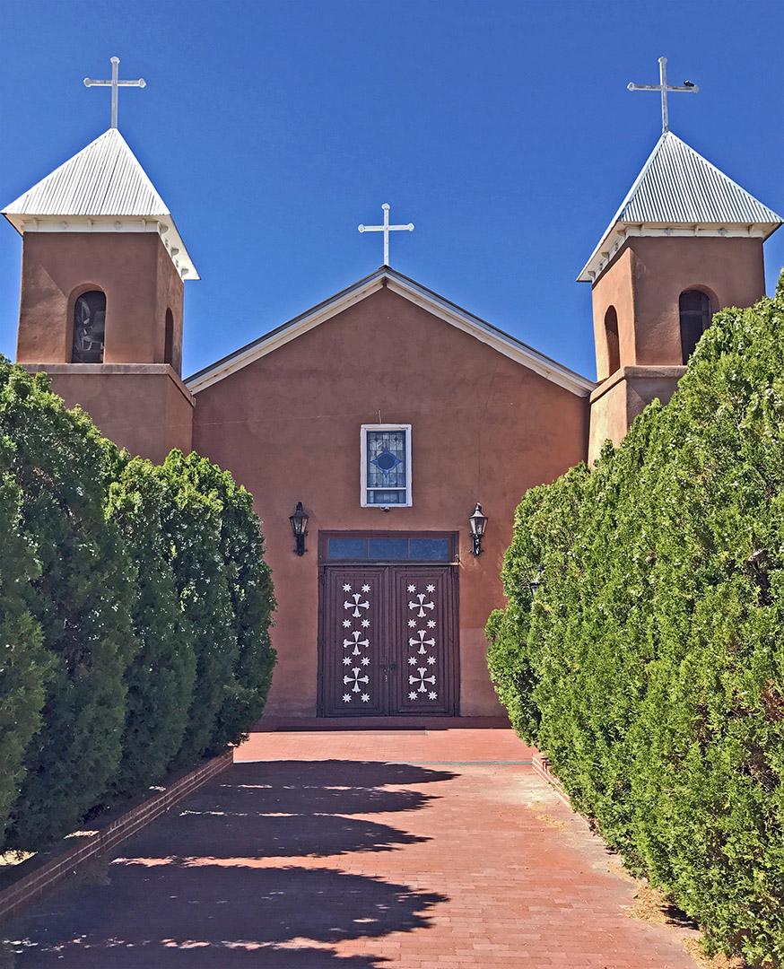 Santa Cruz de la Cañada - Santa Cruz, NM