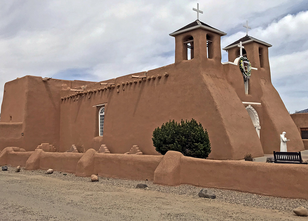 Copy of San Francisco de Asis – Ranchos de Taos