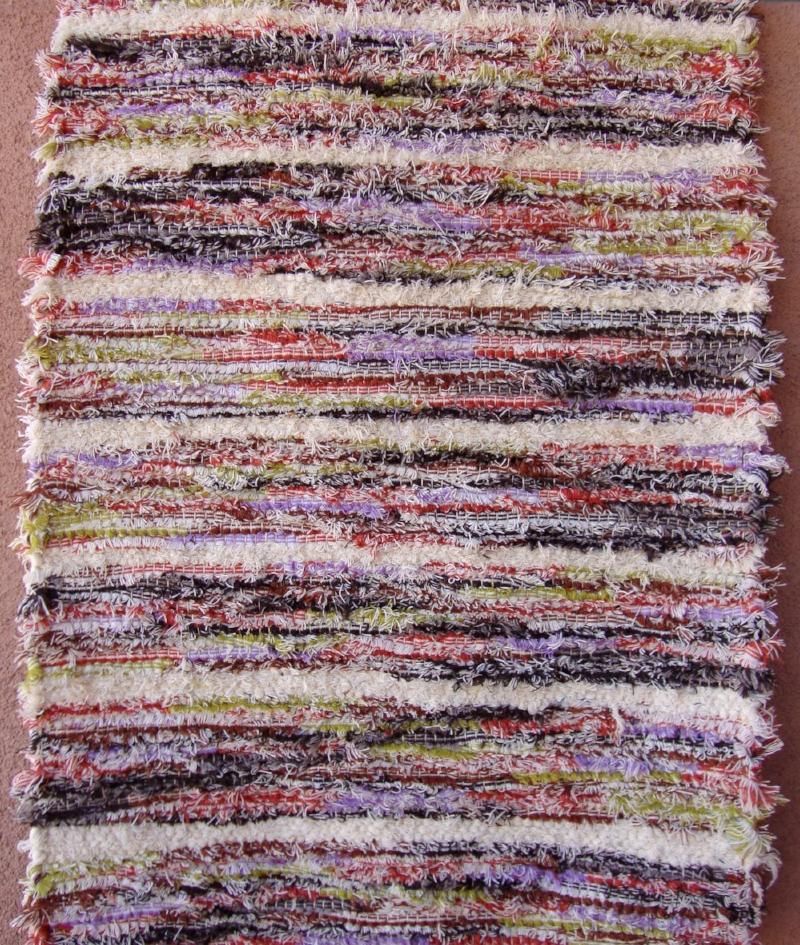 Barbara Ann Downs   Rag rug shag