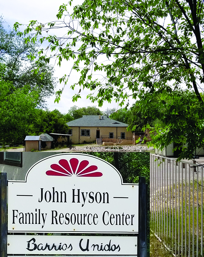 Chimayo has a rich history of creative residents, and you will be able to see the many fine offerings at the John Hyson Family Resource Center.