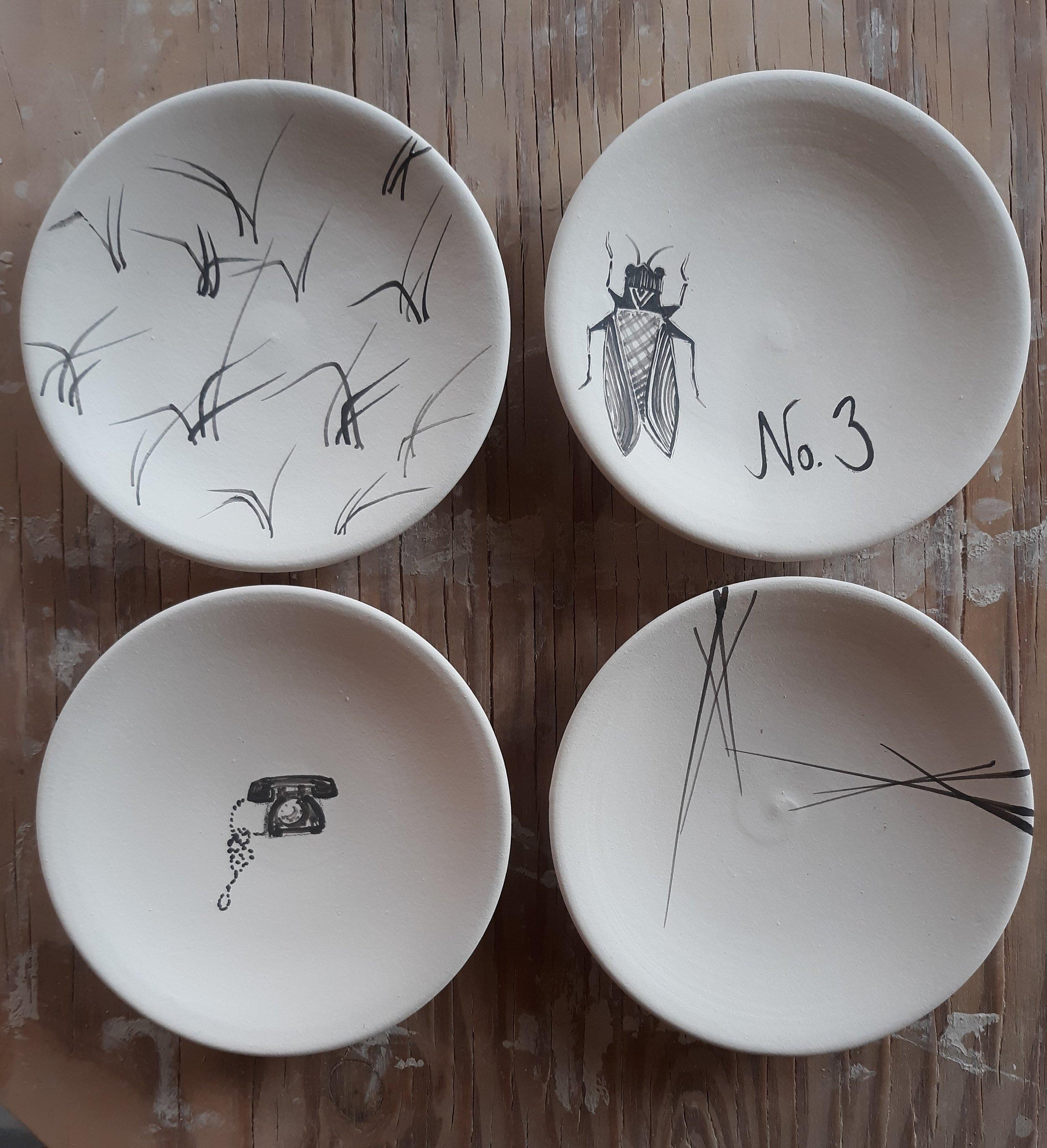 Tiny Plates  Betsy Williams